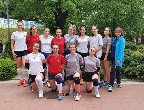 Општинско такмичење у одбојци за дечаке и девојке